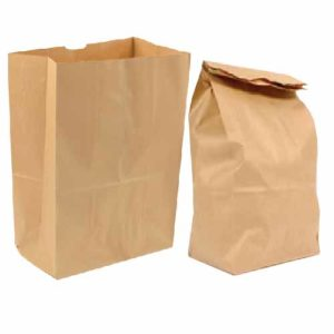 Brown-paper sack