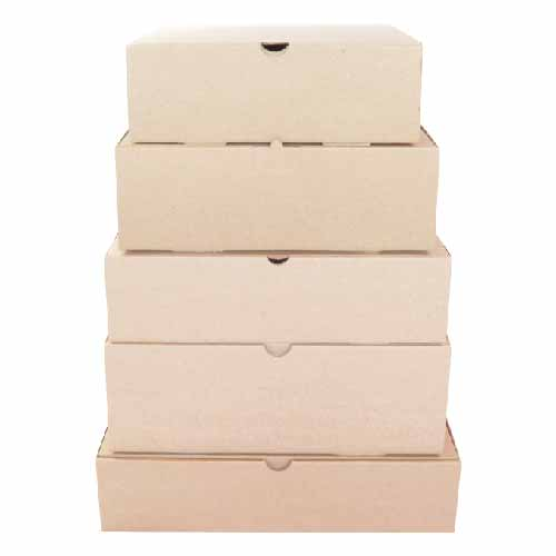 (50Psc) Pizza/Fathayer Box -Small (2...