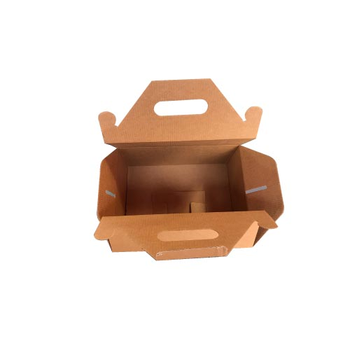 Brown Handle Boxes- Medium
