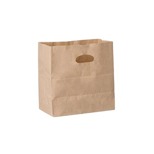 PaperBag-Brown – Large(DIE-CUT)