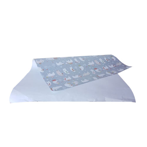 Christmas Gift Wrapping Paper -10 sh...