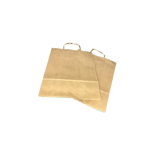 PaperBags-Brown- (26 x 10 x 36 CM -Twistedhandle)