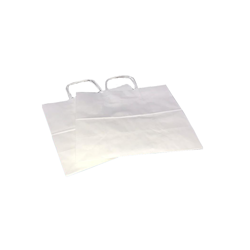 PaperBags-White-Medium(Twisted handle)