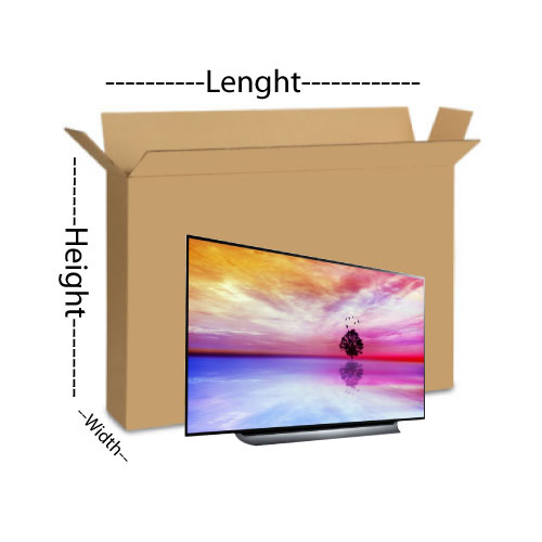 Tv Packing Box -65″ inch Lengt...
