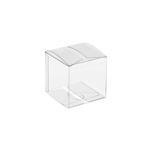 Transparent Plastic Box-5x5x5CM / 10...