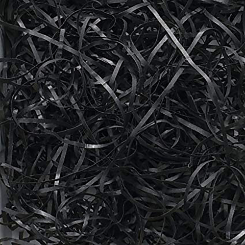 Shredded Paper-Black(75-80Grms)