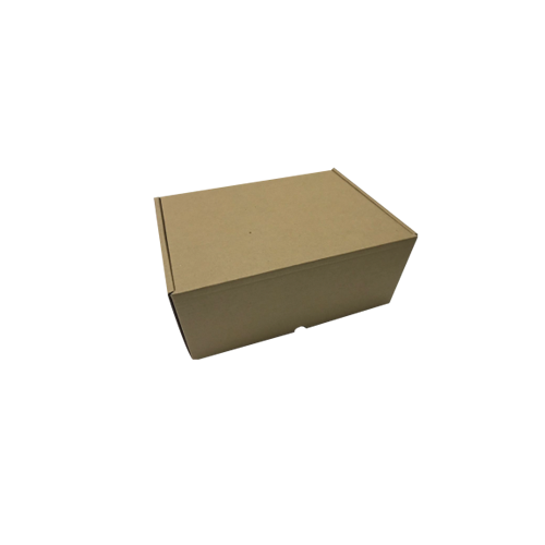 100/psc E-Commerce Boxes Brown ̵...