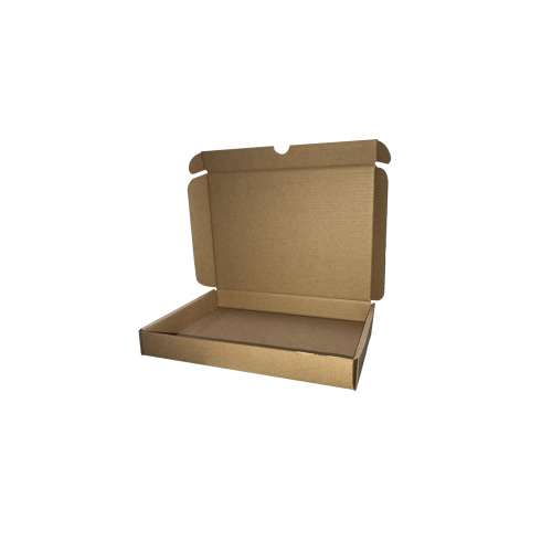 50Psc/Frame Box Small Brown-35.5...