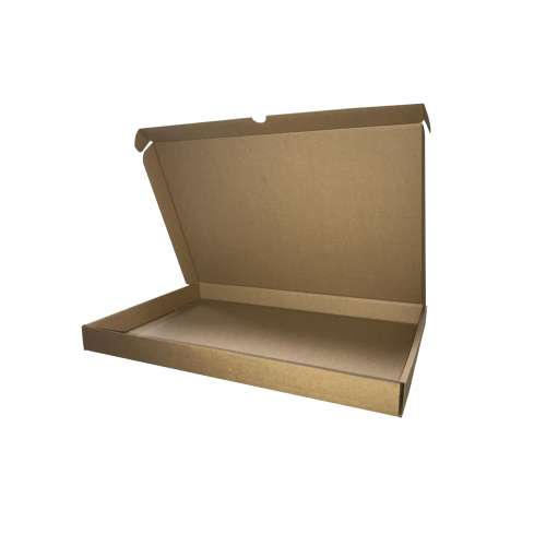 50Psc/Frame Box Large Brown-60x40x5 ...
